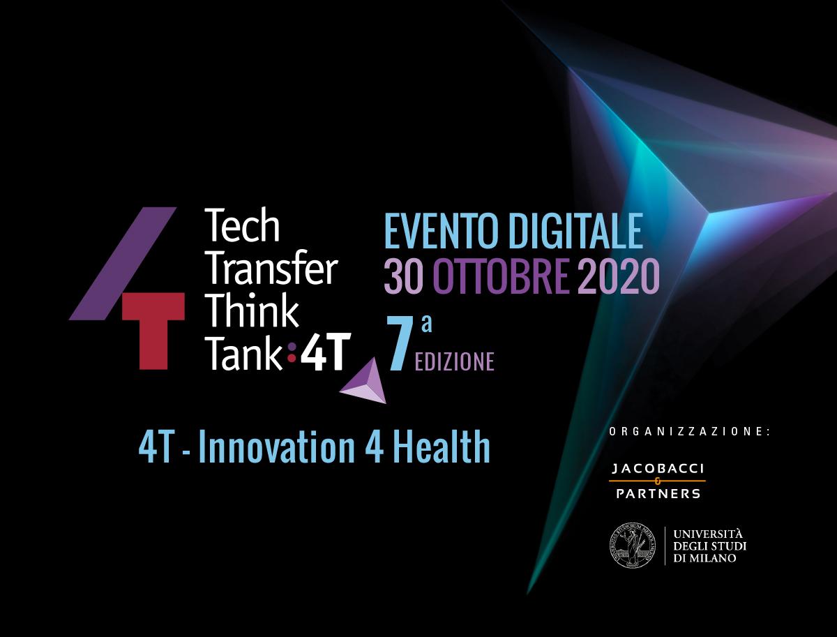 4T – Tech Transfer Think Tank 2020, settima edizione post thumbnail image
