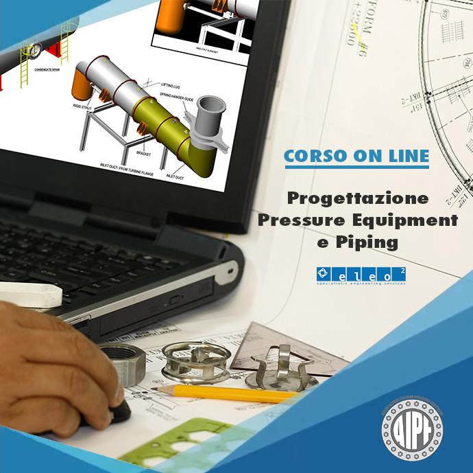 Corso: Progettazione Pressure Equipment e Piping – dal 24 Febbraio 2021 post thumbnail image